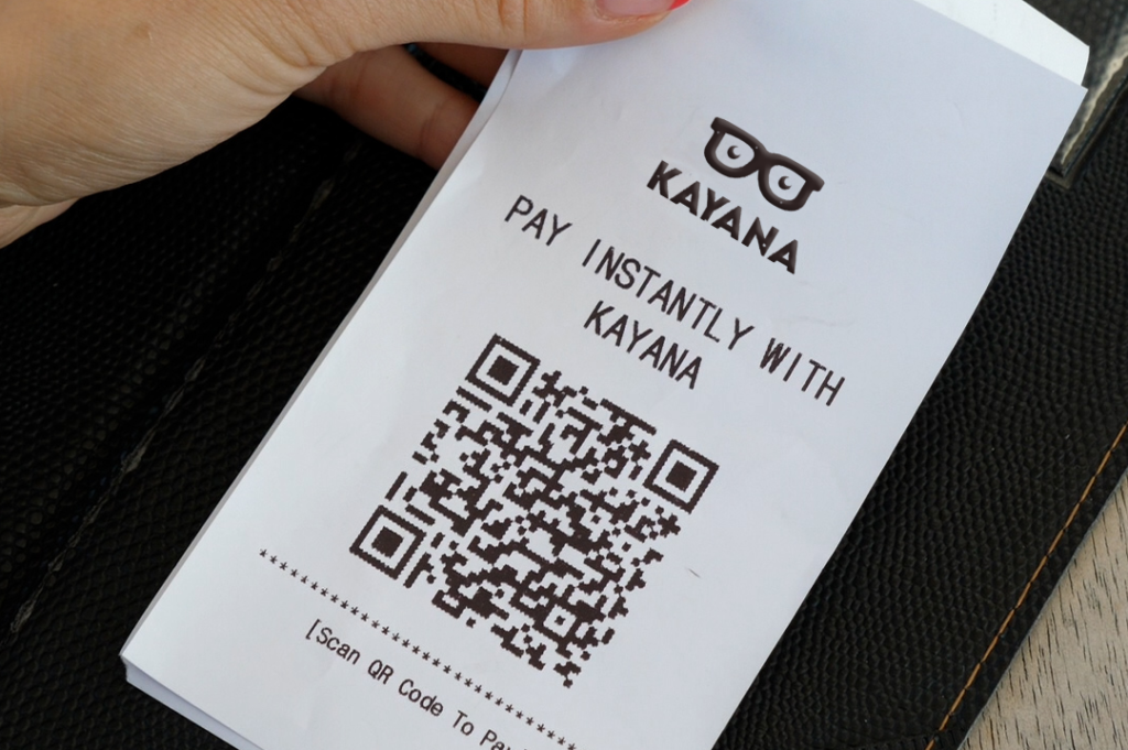 QR Code Payments with KayPay
